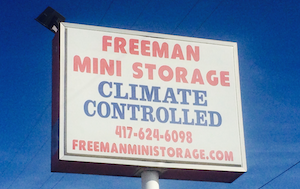Freeman Mini Storage Joplin